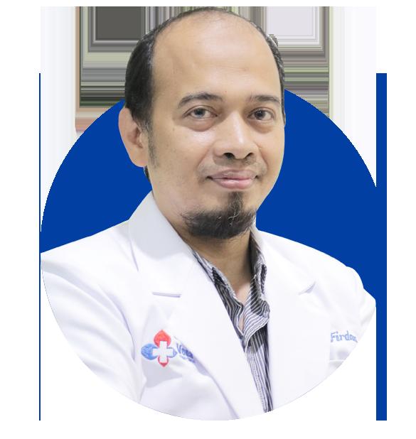 Dr Firdaus Amansyah