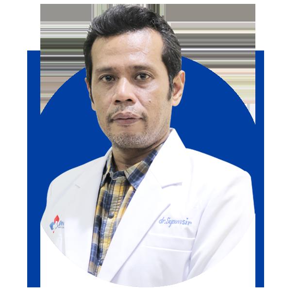 Dr Syamsir Alam Lubis