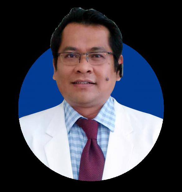 Dr Freddy Tambunan
