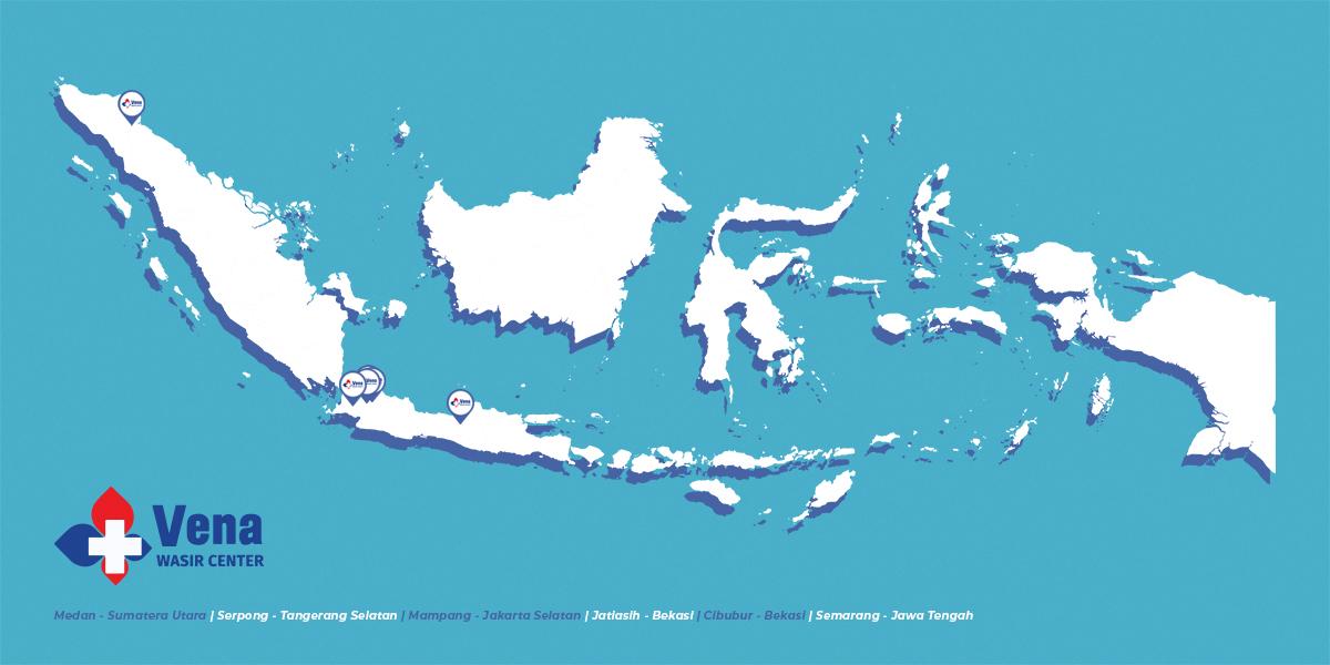 6 CABANG DI INDONESIA