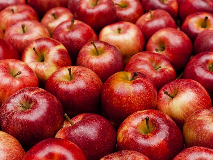 Manfaat apel bagi kesehatan